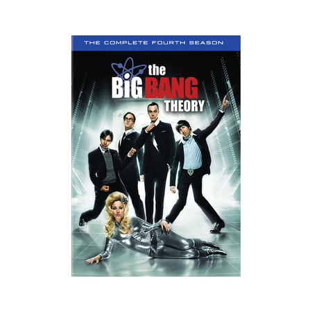 The Big Bang Theory: The Complete Fourth Season (DVD) - Big Bang Theory Halloween