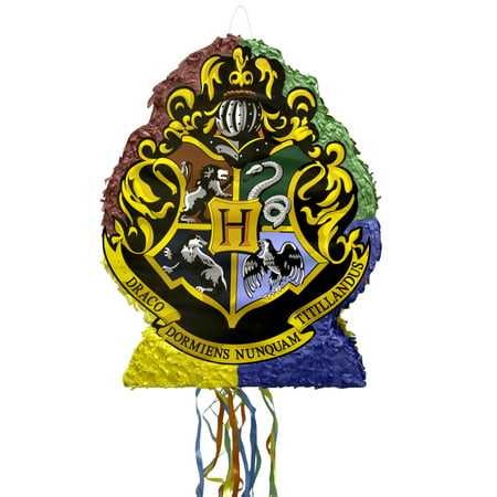 Harry Potter Pinata, Pull String, 20.25 x 16.75in
