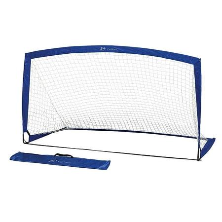 EastPoint Sports Equalizer Easy Setup Durable Soccer Goal - 6.5ft x 3.25ft x 3ft - Soccer Goal Set