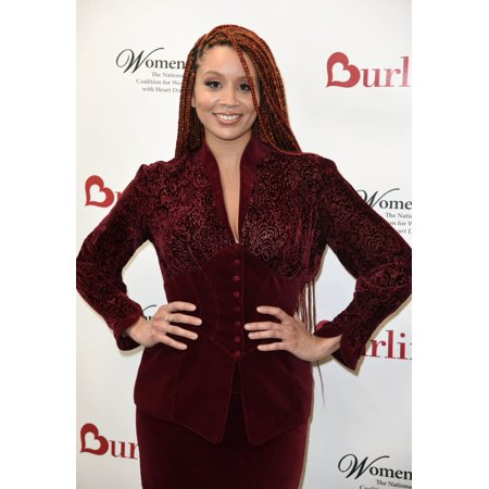 Jillian Hervey At A Public Appearance For Womenheart The National Coalition For Women With Heart Disease And Burlington Stores Launch #Knockoutheartdisease Campaign Burlington Store At Union Square Ne - Party Store Burlington Ma