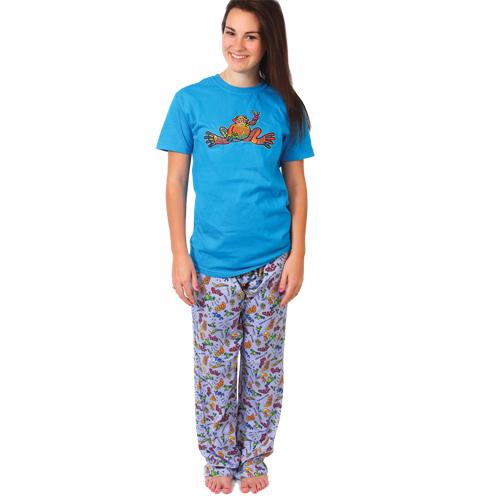 Peace Frogs Adult Hope Pajama Loungepant