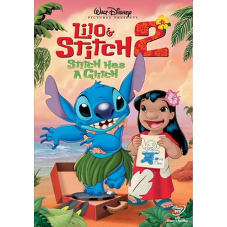 Lilo & Stitch 2: Stitch Has a Glitch (DVD) - Lilo Und Stitch Halloween