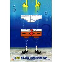Posterazzi MOVGF9304 Spongebob Squarepants Movie Poster - 27 x 40 in.