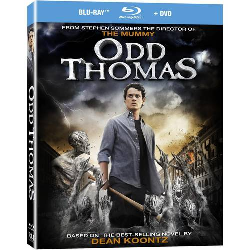 Odd Thomas (Blu-ray   DVD) (With INSTAWATCH) (Widescreen)