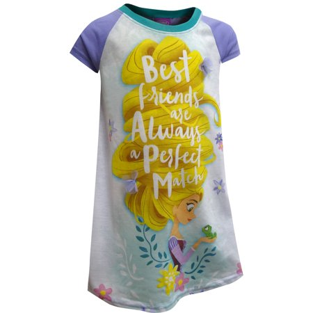 Disney Tangled Rapunzel and Pascal Best Friends Nightgown