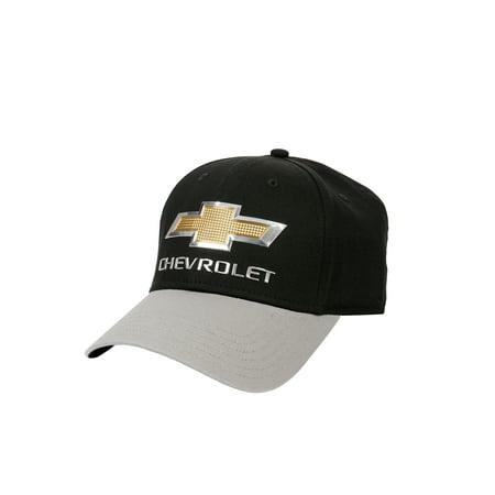 Men's Cotton Twill Ball Cap With Chrome Weld Logo and Contrast Bill Man Ball Cap