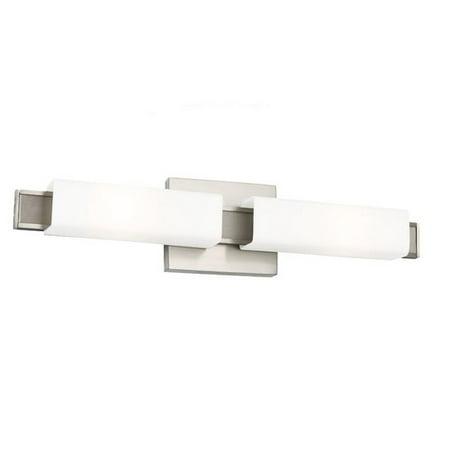 Murray Feiss WB1732 Talia 2 Light Reversible ADA Bathroom Bath Bar 2 Light Ada Bath