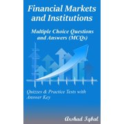 Financial Markets and Institutions Multiple Choice Questions and Answers (MCQs): Quizzes & Practice Tests with Answer Key - eBook