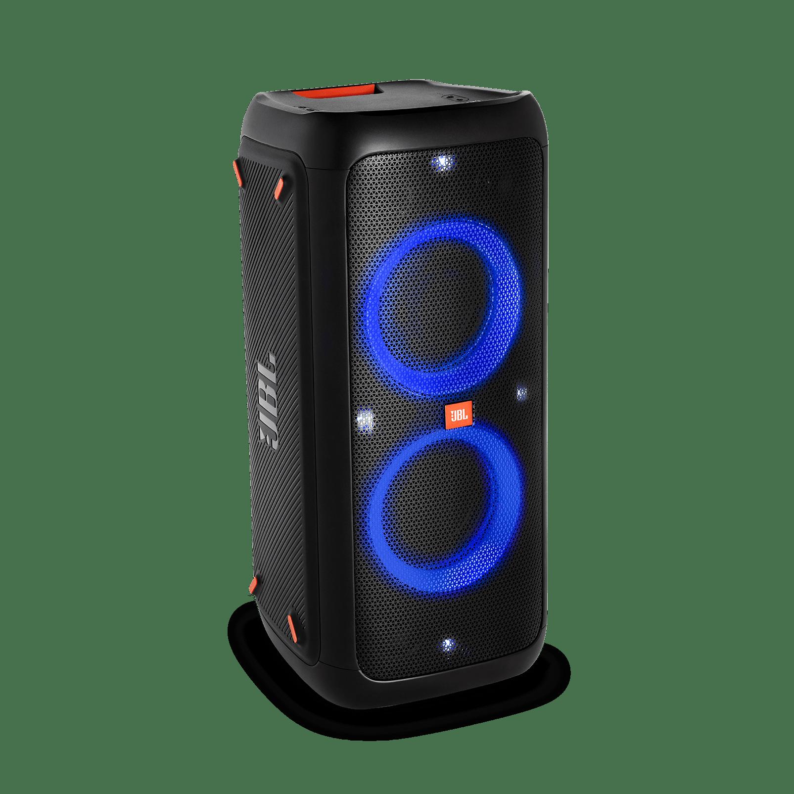 JBL PartyBox 300 Premium High Power Portable Wireless Bluetooth Audio System - Black
