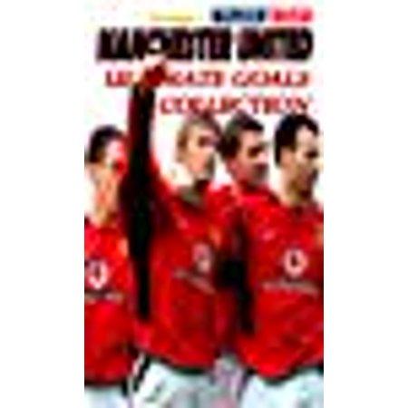 Soccer - Manchester United Ultimate Goals