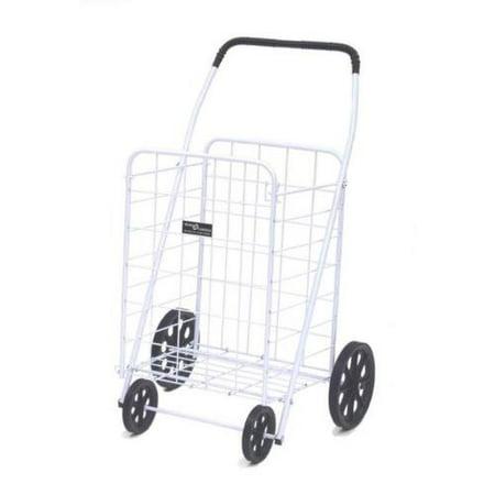 Narita Sunny Jumbo-A Promo Shopping Cart, White Narita Sunny Jumbo-A Promo Shopping Cart, White