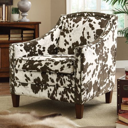Magnificent Accent Chairbrn31Wx33 5Dx34H Walmart Com Gmtry Best Dining Table And Chair Ideas Images Gmtryco