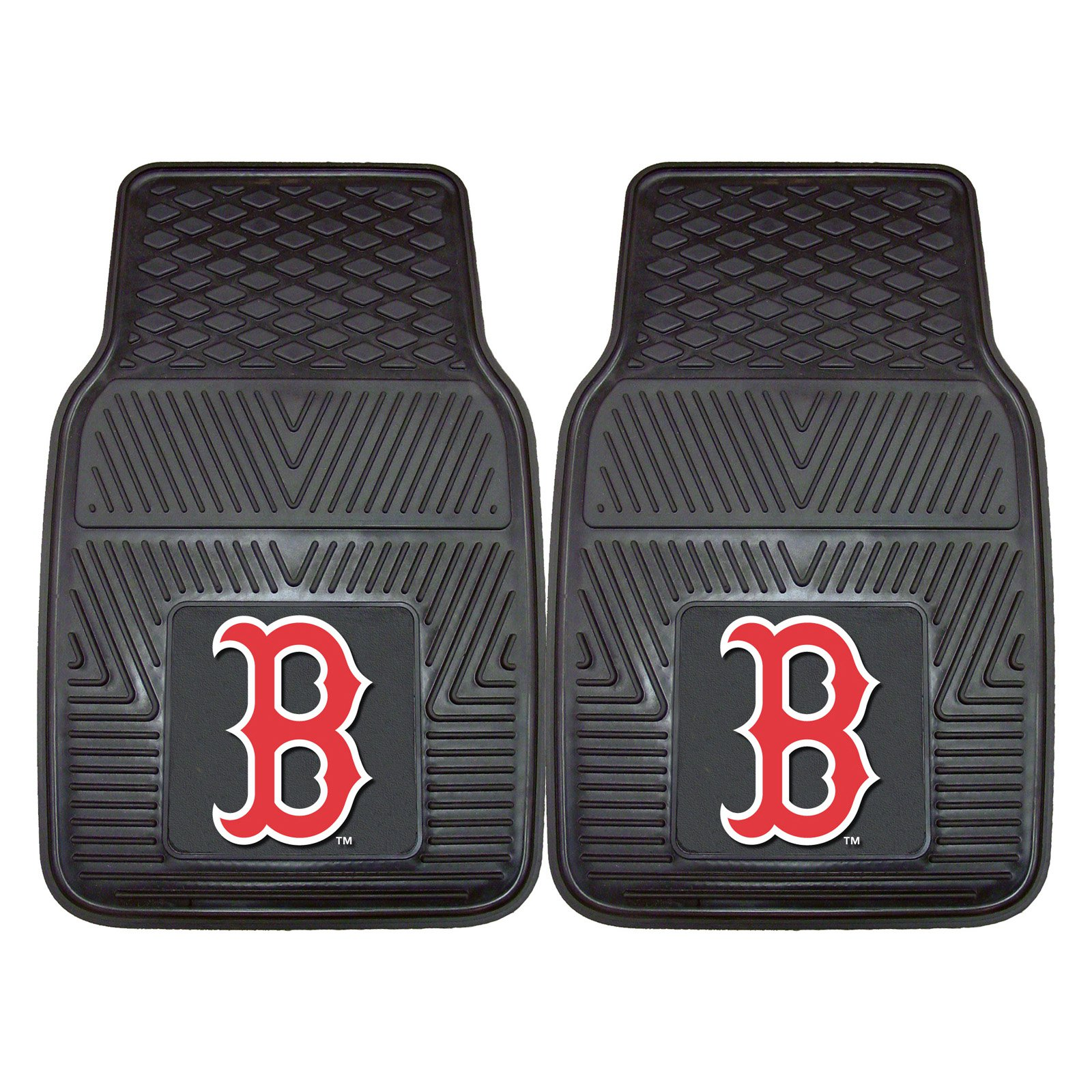 Fanmats MLB 18 x 27 in. Vinyl Car Mat