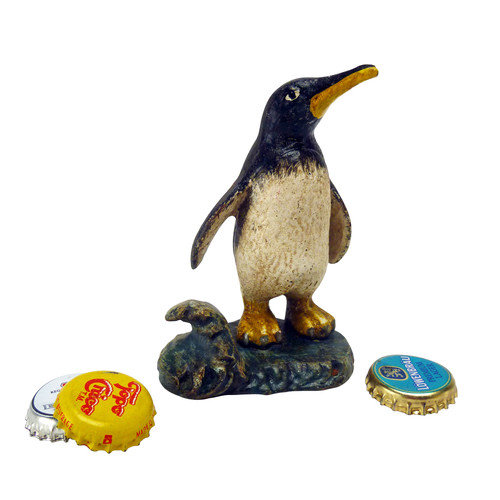 Design Toscano Polar Penguin Bottle Opener