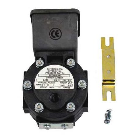 BARKSDALE EPD1H-AA40 Differential Switch