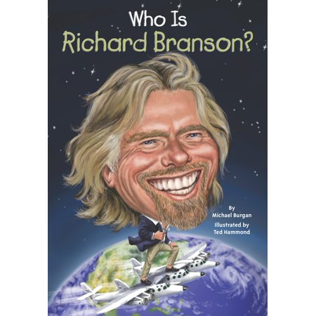 Who Is Richard Branson? (New South Branson's Best Quartet)