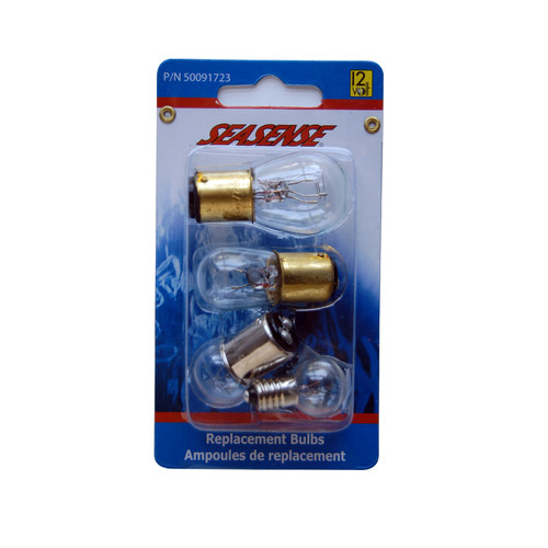 Unified Marine 12-Volt Light Bulb (Pack of 4)