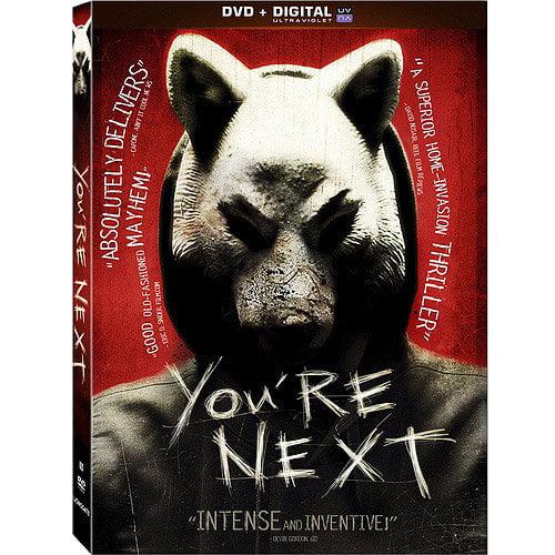 You're Next (DVD + Digital Ultraviolet)