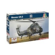 Italeri Models Westland Wessex UH.5 Kit Multi-Colored