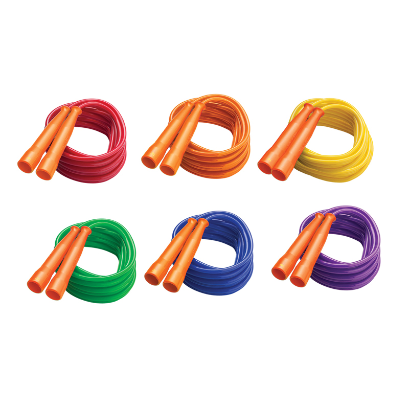 SPEED ROPE 16FT ORANGE HANDLE ASSORTED LICORICE ROPE