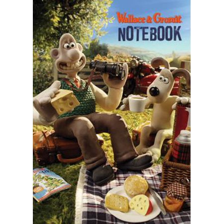 Wallace And Gromit Stencil Notebook Walmart