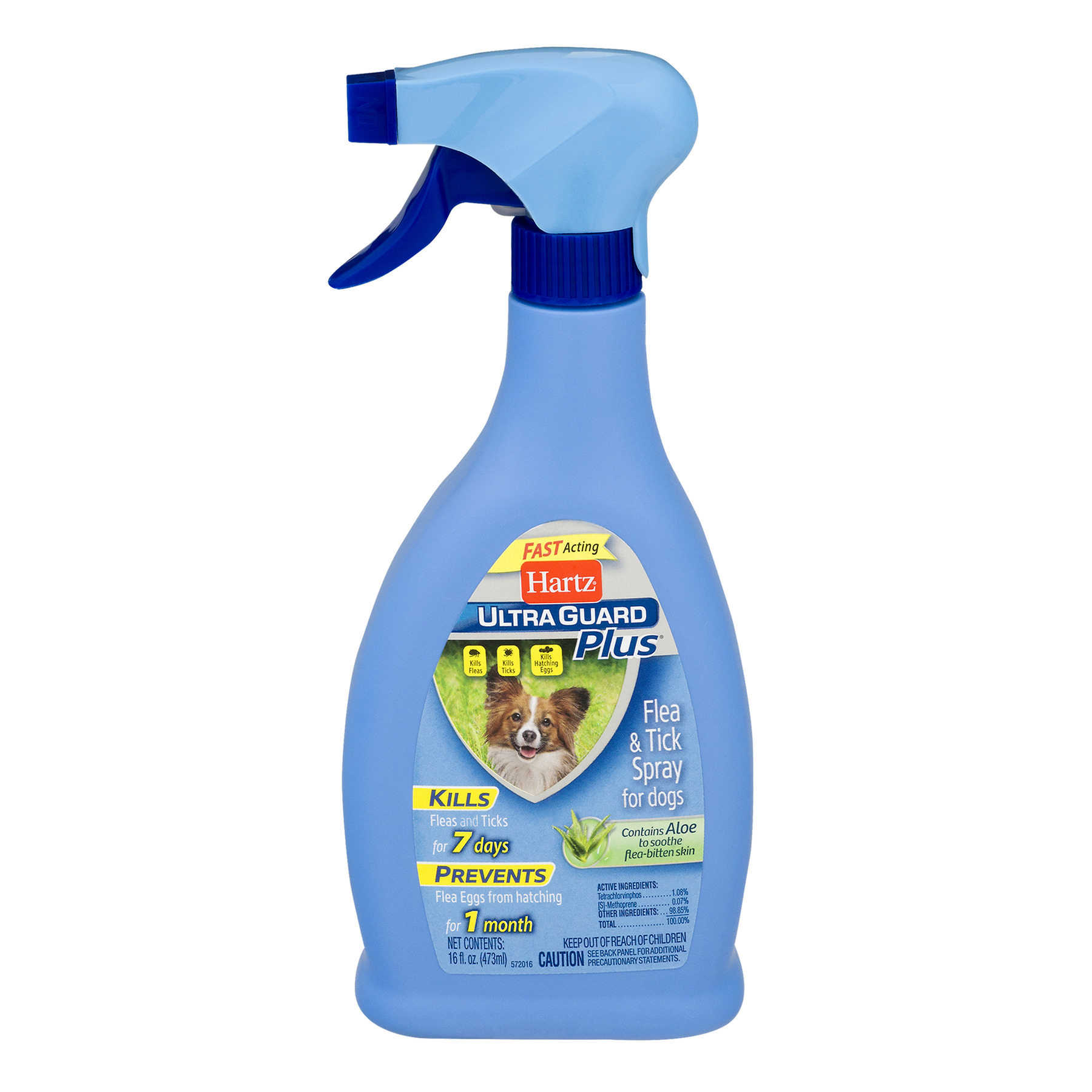 Hartz UltraGuard Plus Flea & Tick Home Spray, 16 Fl Oz