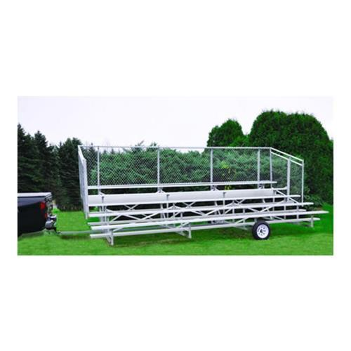 Jaypro Sports BLCH-TOW4521 Bleacher Tow Kit 4- 5 row 21 ft. by Jaypro