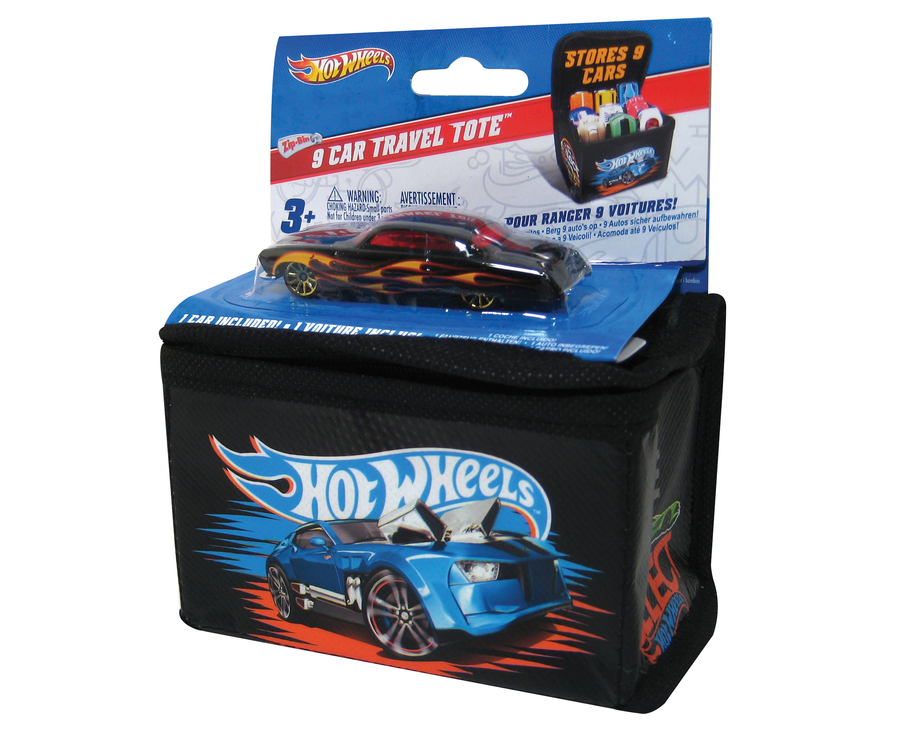 Neat-Oh! Hot Wheels 9 Car Travel Tote w car by Neat Oh!