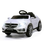 Best USA Kids Electric Cars - Tobbi 6V Kids Ride On Car Licensed Mercedes Review