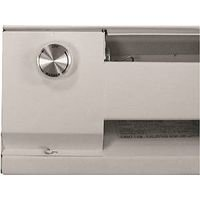 TPI TBS Built-In Bi-Metal Thermostat Kit, 120 - 240 V, 22/18 A, For Use With Baseboard Heater