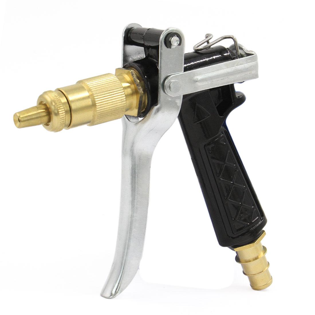 Car Vehicle Washing Garden Brass Head Metal Hose Nozzle Water Gun
