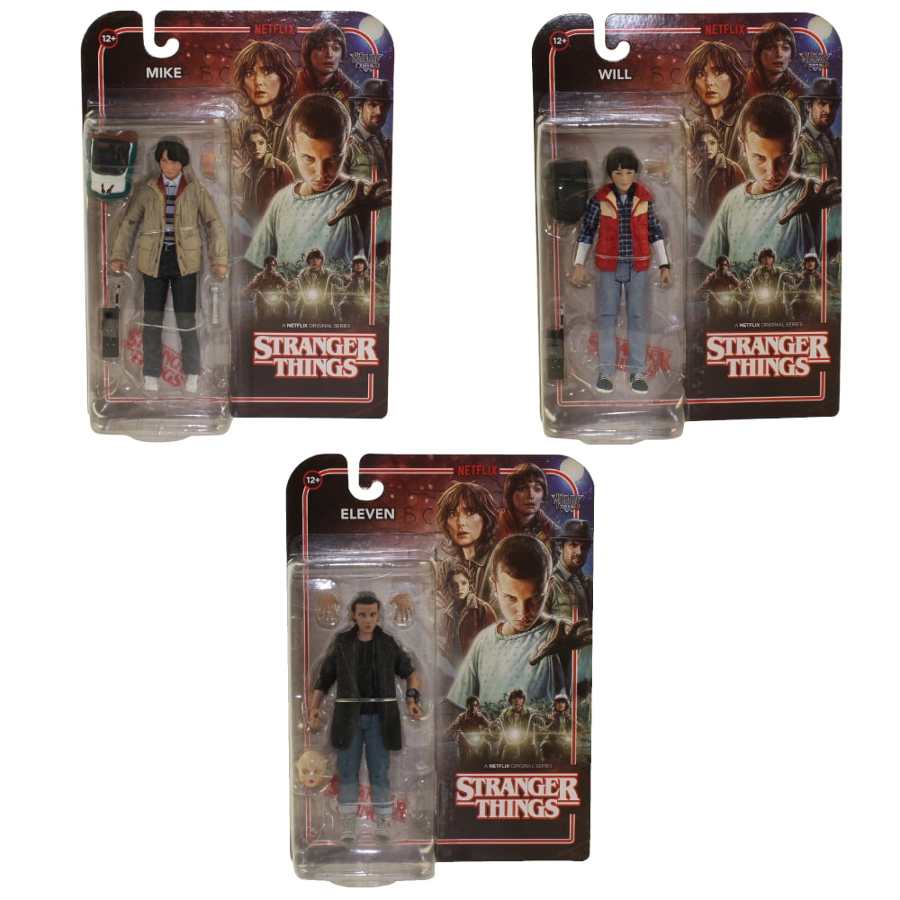 """McFarlane Toys Stranger Things série 6/"""" Action Figure Brand New Sealed"""