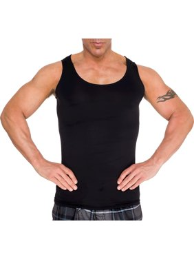 ff71fe59 Product Image LISH Men's Slimming Compression Body Shaper Gynecomastia  Undershirt Tank