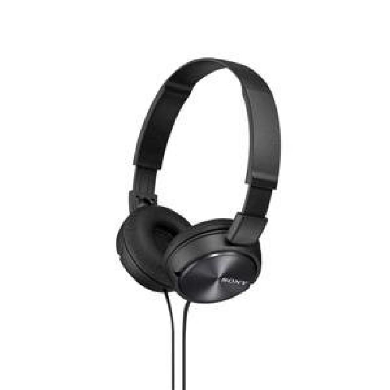 Sony MDR-ZX310 Headphone - Black