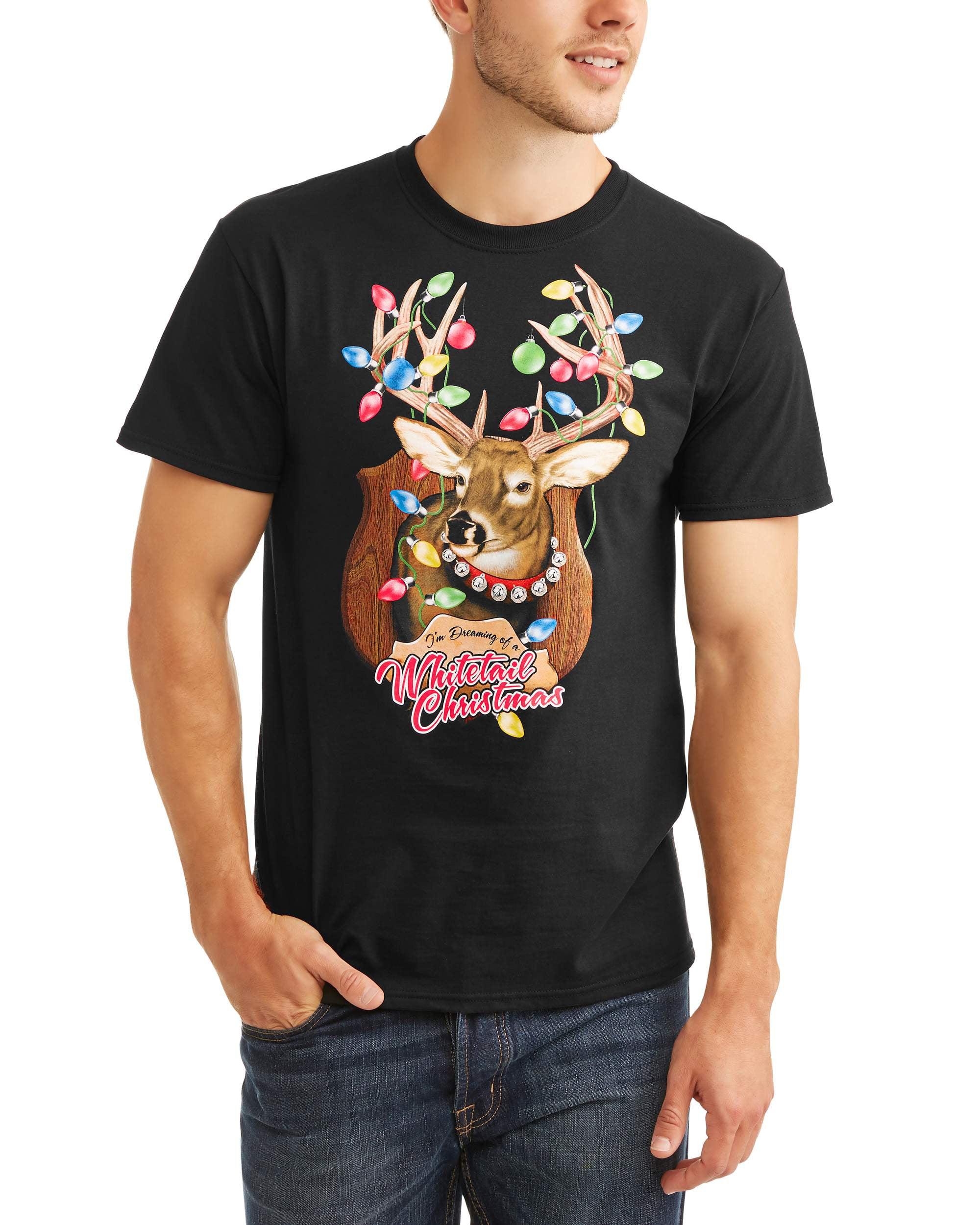 Whitetail Christmas T-Shirt