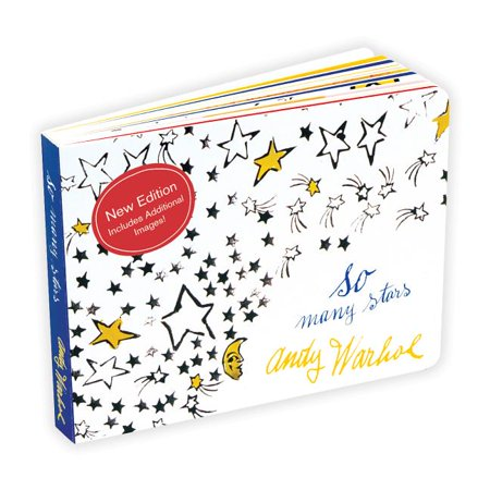 Andy Warhol So Many Stars (Board book)