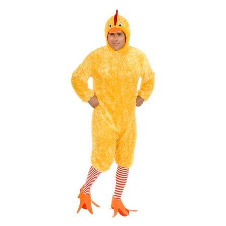 Adult Funky Chicken Costume for $<!---->