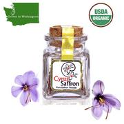 American Grown Saffron 22-24 Karat All red-USDA Organic