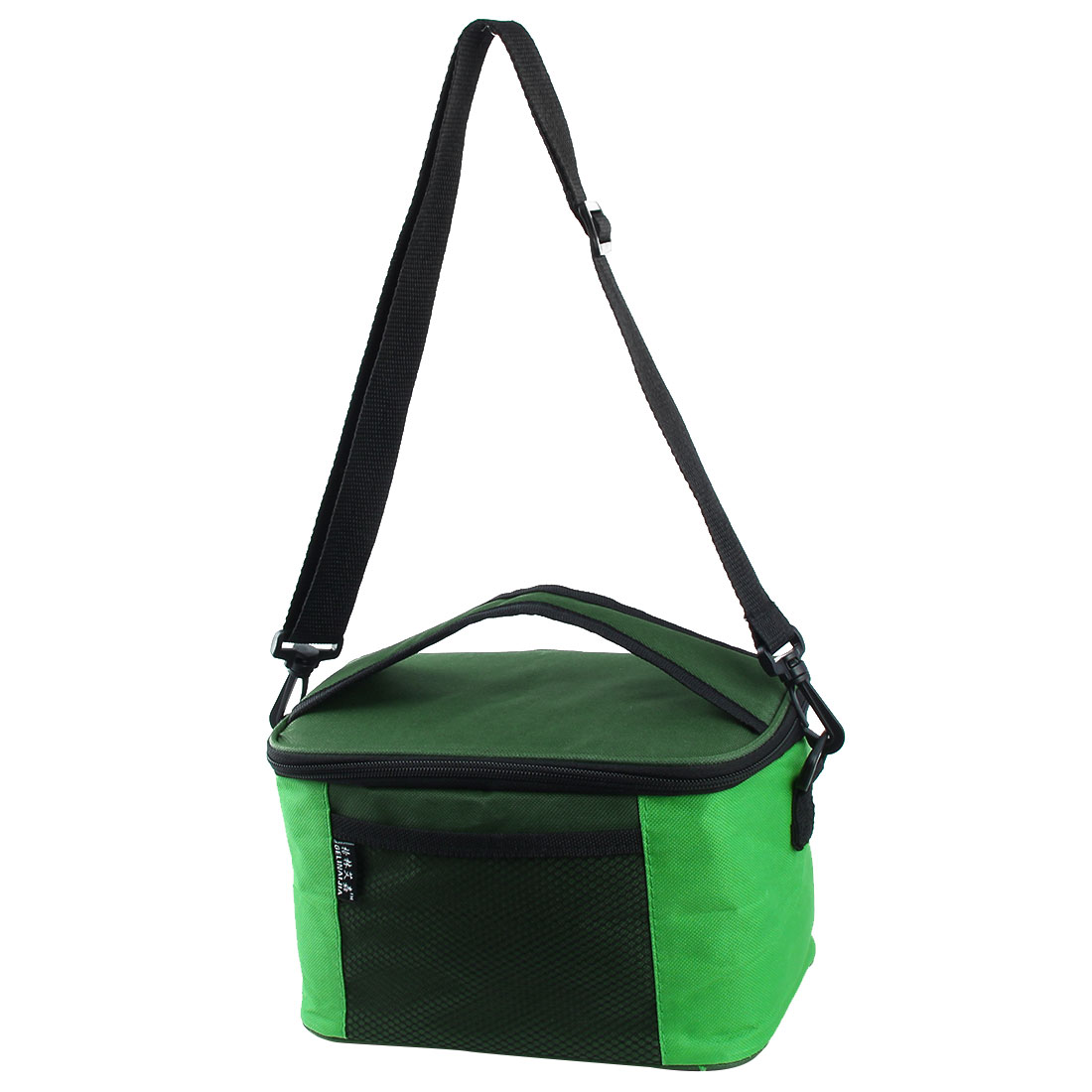 Travel Portable Insulated Thermal Picnic Cooler Box Carry Tote Bag Army Green