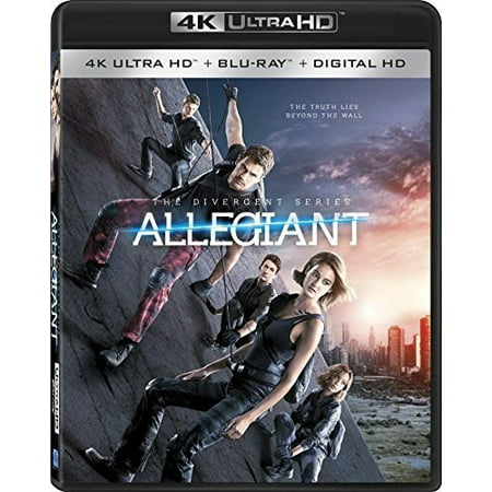 The Divergent Series  Allegiant  4K Ultra Hd