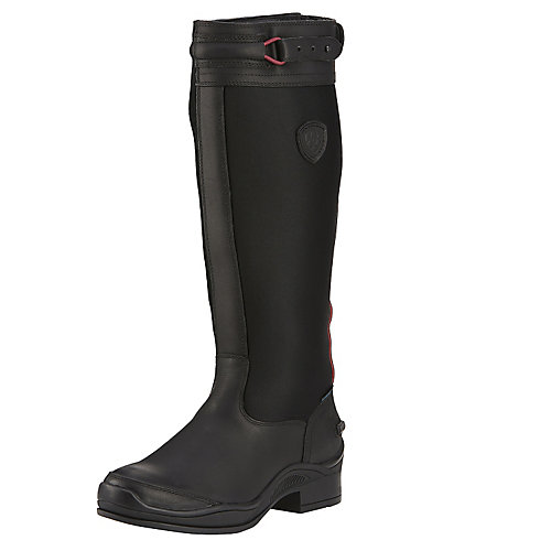 Ariat 10016384 Extreme Tall H2O Insulated Back Zip Riding Boots Waterproof Insulated by ARIAT
