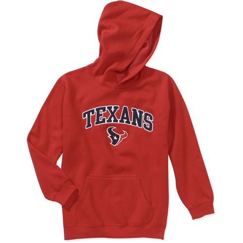 NFL Boys' Houston Texans Fleece Top