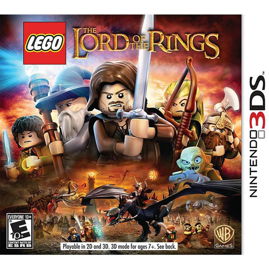 LEGO Lord of the Rings  (Nintendo 3DS)