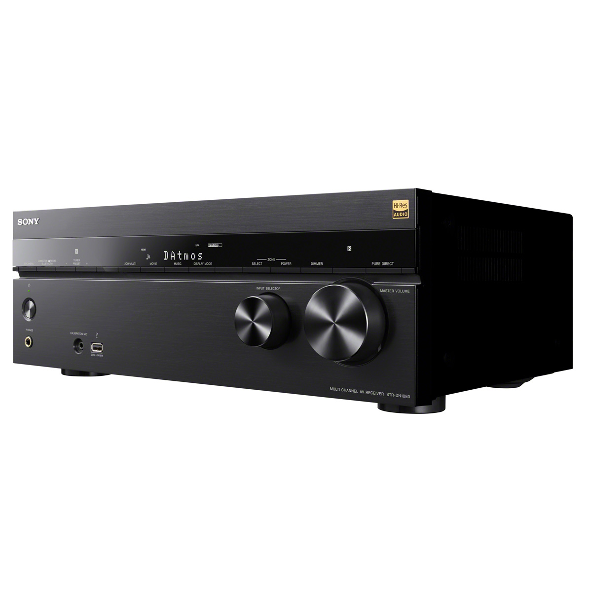 Sony 7 2 Channel Dolby Atmos Wi-Fi Network AV Receiver - STR-DN1080