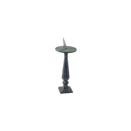 Cast Iron Baluster Pedestal Base