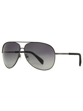 90d036e69 Product Image Marc by Marc Jacobs MMJ 484/S LNTWJ Black Ruthenium Polarized  Aviator Sunglasses
