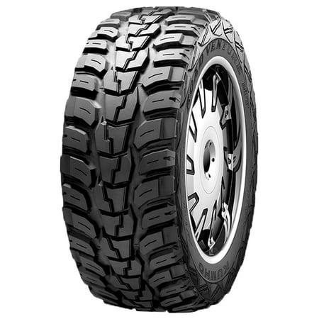 Kumho Road Venture Mt Kl71 33 X 12 50r15 108q Mud Terain Tire