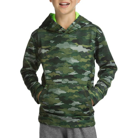 - Boys' Tech Fleece Raglan Hoodie
