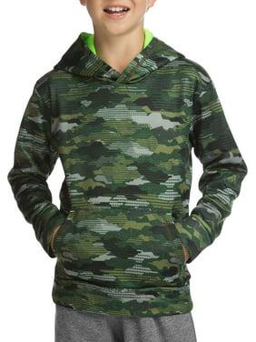 Hanes Tech Fleece Pullover Active Hoodie (Little Boys & Big Boys)
