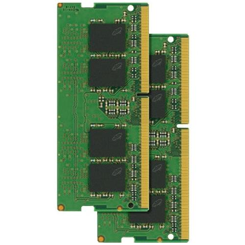 Crucial 16GB (2x8GB) DDR4 2133MHz 1.2V Non-ECC Unbuffered 260-pin SoDIMM Memory